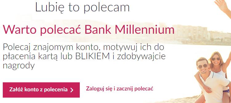 lubię to polecam konto 360 millennium bank