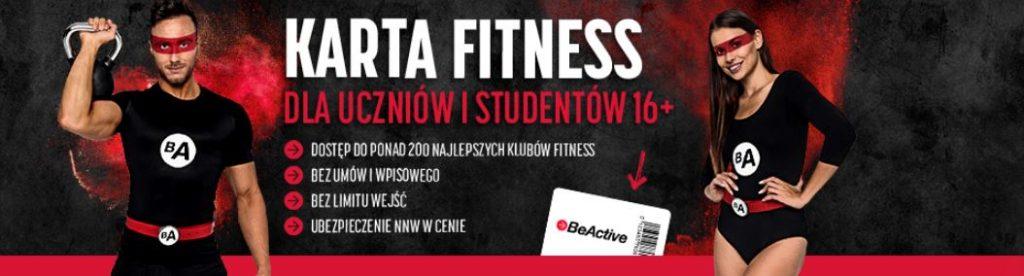 Karta Fitness BeActive