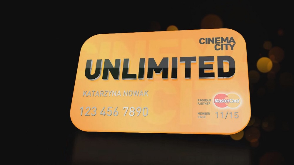cinema city unlimited karta