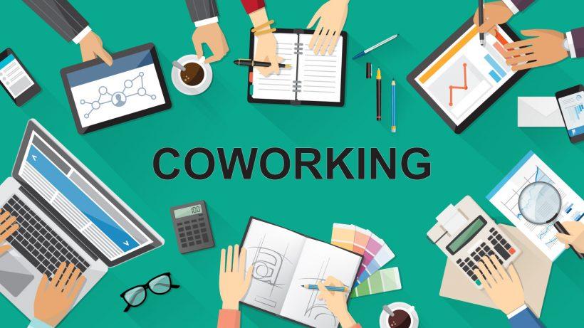 coworking - współpraca