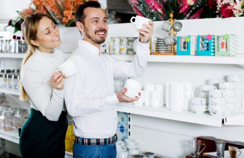 Zakup porcelany przez Internet