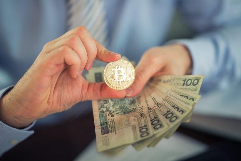 bitcoin i złotówki