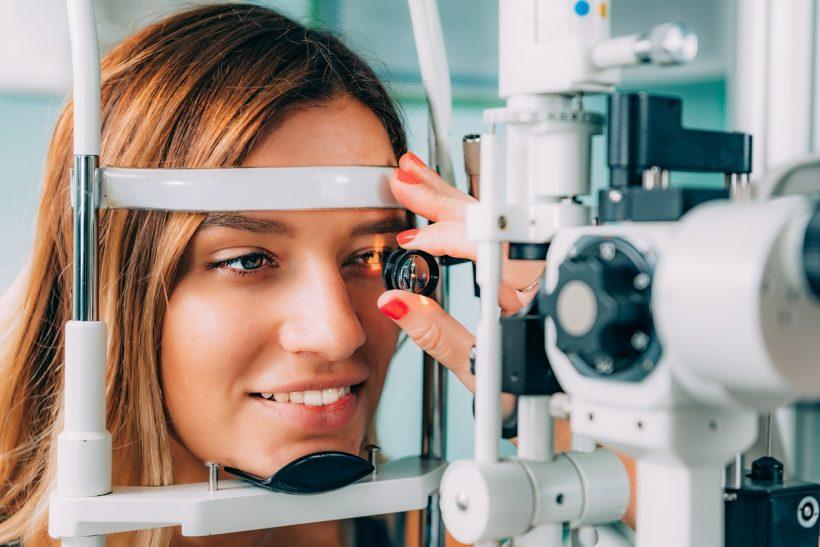 dystrybutor urządzeń okulistycznych